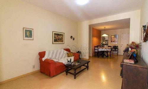 Apartamento À Venda, 87 M² Por R$ 800.000,00 - Botafogo - Rio De Janeiro/rj - Ap5318