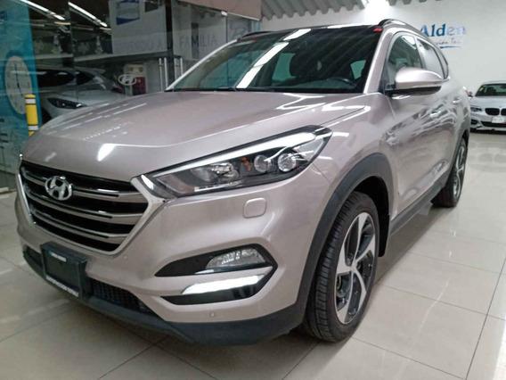 Hyundai Tucson 2017 5p Limited Tech Navi L4/2.0 Aut