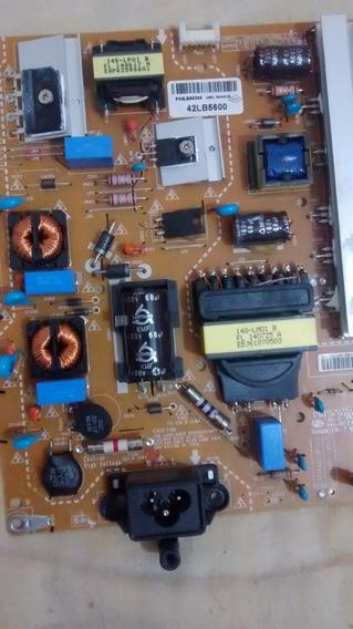 Placa Fonte Tv Lg 42lb5800 Eax65693202 (1.0)