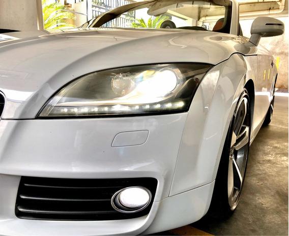 Audi Tt 2.0 Tfsi S-tronic 2p Roadster 2012