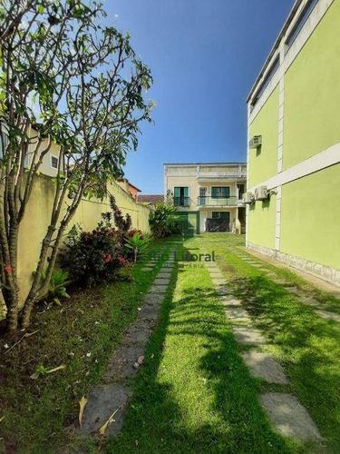 Apartamento Com 2 Dormitórios À Venda, 65 M² Por R$ 220.000,00 - Jardim Mariléa - Rio Das Ostras/rj - Ap0623