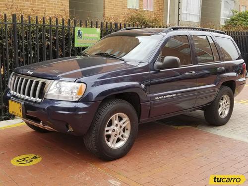 Unica Oportunidad!!! Jeep Grand Cherokee Full Equipo 4x4.