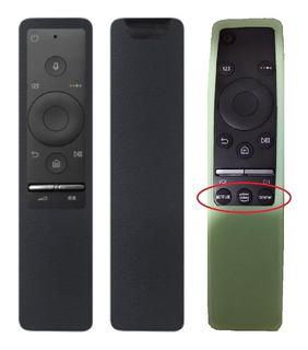 Forro Funda Protectora Control Remoto Samsung 4k Uhd Tv