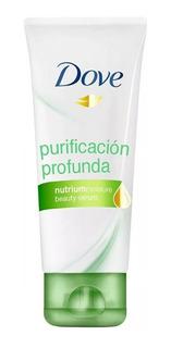 Dove Limpiador Facial Espuma Purificación Profunda 100g