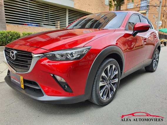 Mazda Cx3 Touring 2.000cc A/t C/a 2019