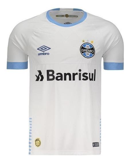 Camisa Umbro Grêmio Ii 2018