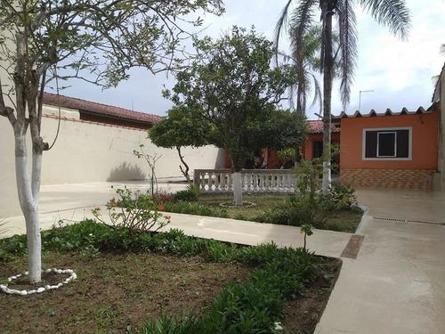 Casa Lado Praia Mongaguá R$ 300 Mil Ref: 5917 C