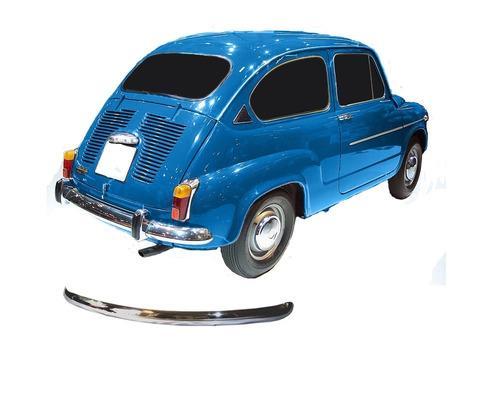 Imagen 1 de 3 de Fiat 600 Paragolpe Trasero Directo Importadora Gyg Repuestos