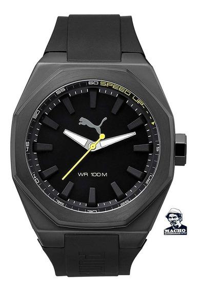 Reloj Puma Octa Pu104051002 Original En Caja Garantia