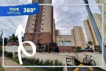 Apartamento À Venda, 62 M² Por R$ 250.000,00 - Vila Gabriel - Sorocaba/sp - Ap8553