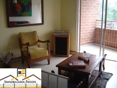Renta De Apartamentos Amoblados En El Poblado Cód. 1324 6119