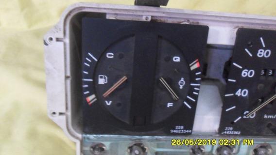 Painel De Instrumentos Do Gm Opala Com Relógio