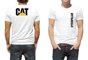 Camiseta Caterpillar Cat Masculina