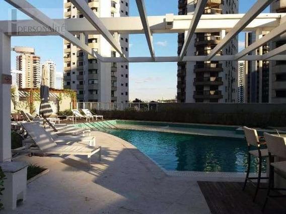 Apartamento Residencial À Venda, Tatuapé, São Paulo. - Ap1110