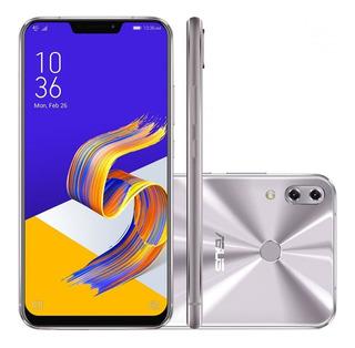 Smartphone Asus Zenfone 5z 256gb 4g Tela 6.2 Câmera 12mp