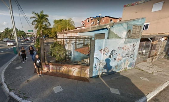 Terreno Comercial À Venda, Chácara Califórnia, São Paulo. - Te0275