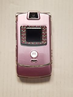Celular Motorola V3 Nokia Sony Samsung (nao É De Chip)