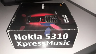 Celular Nokia Xpressmusic 5310 Sucata