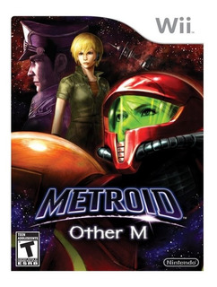 Videojuego Nintendo Wii Metroid The Other M