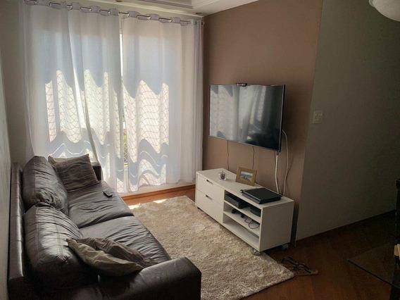 Apartamento Com 2 Dorms, Vila Ré, São Paulo - R$ 240 Mil, Cod: 1599 - V1599