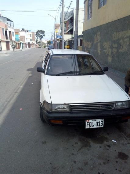 Toyota Corona Mecanico Con Muelles