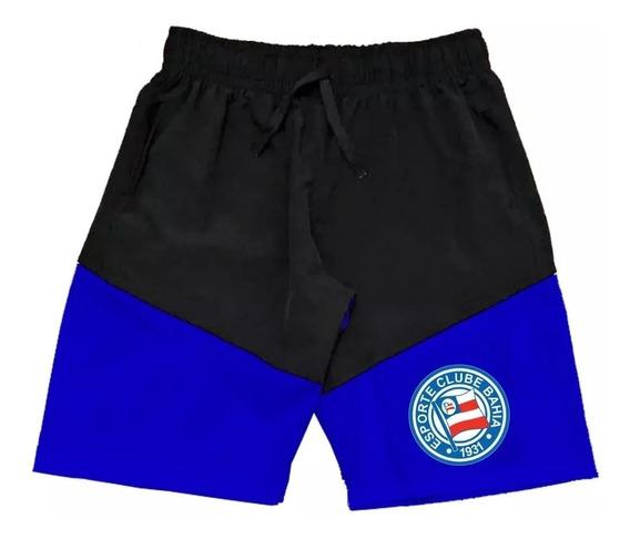 Bermuda Short Time Bahia Esporte Aproveite