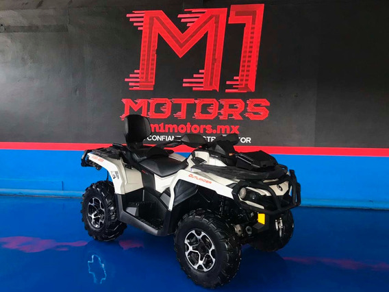 Can Am Outlander Max 1000 2015 Gris $ 185,000