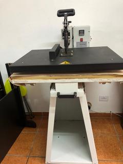 Prensa Térmica Metalnox Manual El 800 (52x72 Cm)