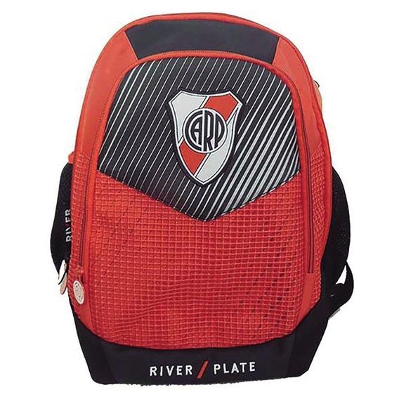 Mochila Espalda River Plate Original 16