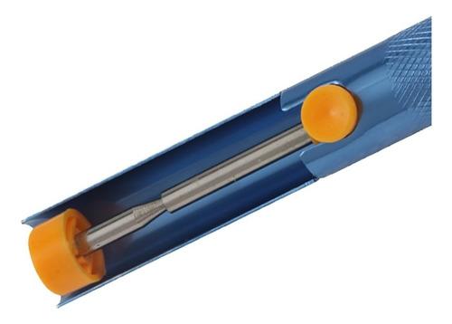 Sugador De Solda Aluminio Brasfort 7238