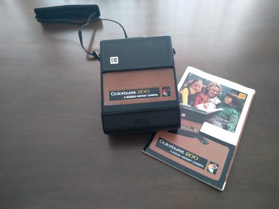 Cámara Instantánea Kodak Colorburts 200
