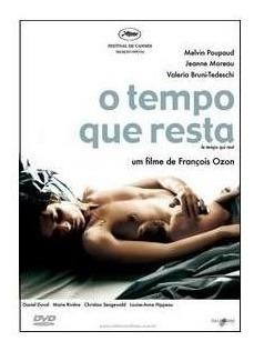 Dvd Filme O Tempo Que Resta Cine Cult Gay Raríssimo Novo!