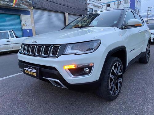 Imagem 1 de 15 de Jeep Compass 2019 2.0 Limited 4x4 Aut. 5p