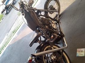 Honda Xlx 350r Modificada Para Choper