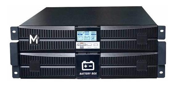 Ups 6kva Rack Mpower On Line Doble Conversión