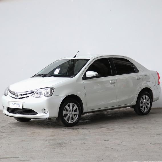 Toyota Etios 1.5 Sedan Xls 4 P - 15359