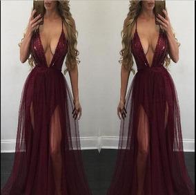 c1723a61b9 Vestidos Gala Mujer Cortos - Ropa y Accesorios en Mercado Libre Colombia
