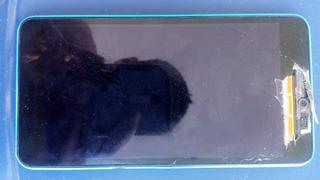 Celular Microsoft Lumia 640 Xl (tela Quebrada)