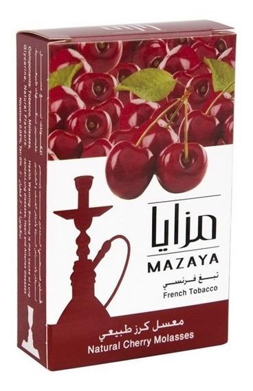 Tabaco De 50gr Para Narguile Mazaya (shisha, Arguile)