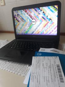 Notebook Dell 14z, Core I3, Hd 750gb, Memoria 6gb, Na Caixa