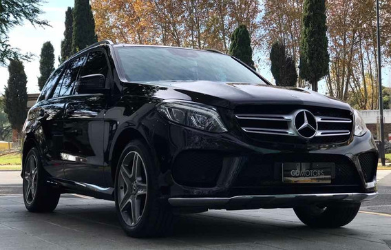 Gd Motors Mercedes Benz Gle 400 2018, Unico Dueño, Serv Of