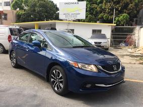 Honda Civic 2013 Ex Recién Importado