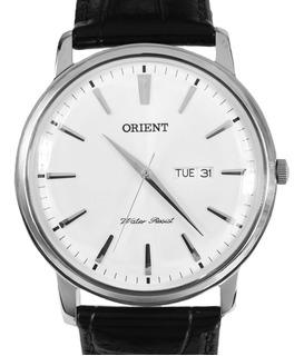 Reloj Orient Fug1r003w Bambino Quartz Hombre Agente Oficial