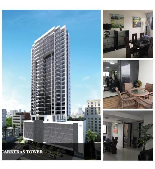 Apartamento En Venta En El Cangrejo #19-5772hel**