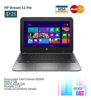 Laptop Hp Dell Usadas Baratas Con Garantia