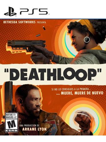 Imagen 1 de 5 de Deathloop Ps5 - Mipowerdestiny