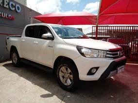 Toyota Hilux Srv Cd 4x4 Automático 2016