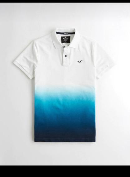 Camisas Polo Hollister Original, Kit 2 Camisas