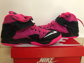 Nike Zoom Lebron Soldier Viii Pink