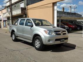 Toyota Hilux 4x4 Cd Srv At 3.0 Tdi